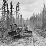 Part III: Hitch-hiking the twisty old gravel Alaska Highway of the early 1970's – a Five-Part Series